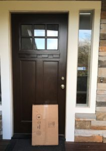 How to avoid holiday package theft in Silverdale, WA