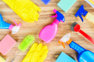 Spring cleaning your Silverdale, WA home
