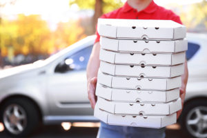 Insurance options for food delivery service in Silverdale, WA
